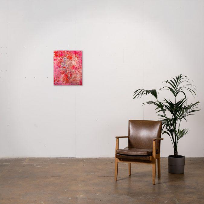 Abstract Painting Mark Strepan