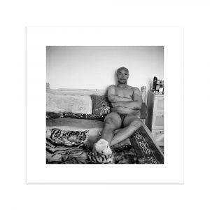 Limited Edition Prints MAN by Denisha Anderson