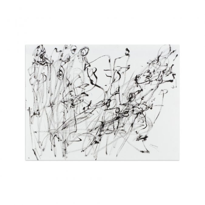 Abstract Drawing Yiyan Zhou