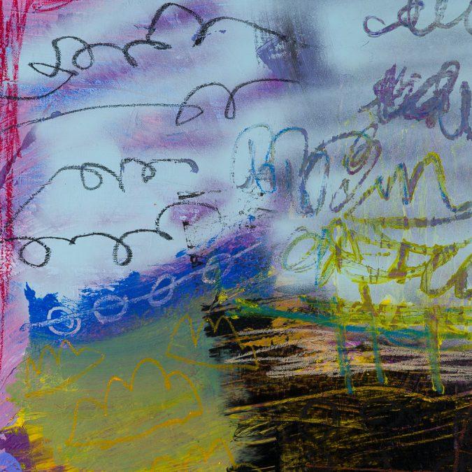 Abstract Artwork by Josef Neet
